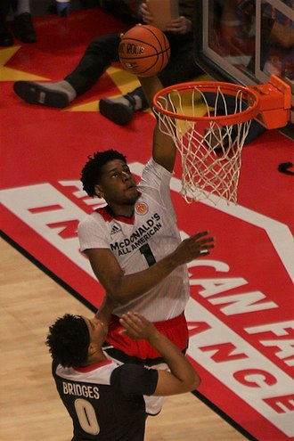 2016 McDonald's All-American Boys Game - Marques Bolden