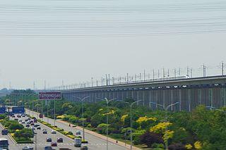 Tianjin–Baoding intercity railway