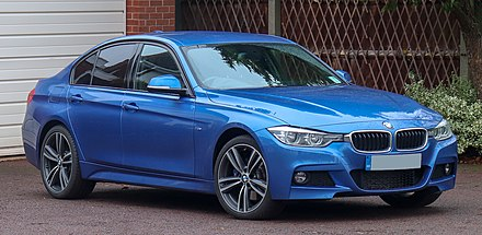 BMW 3 Series (F30) - Wikiwand