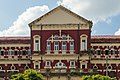 2016 Rangun, Dawny budynek Sądu Najwyższego (01).jpg