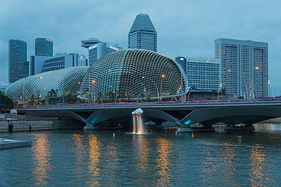 2016 Singapur, Downtown Core, Esplanade – Theatres on the Bay (06).jpg