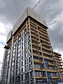 2016 Woolwich, Royal Arsenal, Waterfront construction site 22.jpg