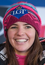 2017 Audi FIS Ski Weltcup Garmisch-Partenkirchen Damen - Tina Weirather - by 2eight - 8SC0818 crop.jpg