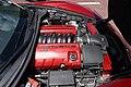 2017 Bois d'Arc Spring Car Show 28 (2008 Chevrolet Corvette engine).jpg
