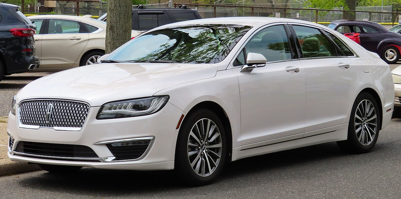 File:2017 Lincoln MKZ 'Select' 2 0T front 5 19 19 jpg