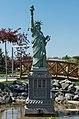 2017 Minieuroland w Kłodzku, Statua Wolności w Nowym Jorku.jpg