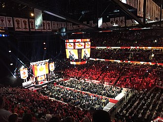 2017 NHL Entry Draft - United Center during the draft