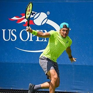 Akira Santillan Japanese-born Australian tennis player