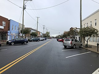 Town in Virginia, United States