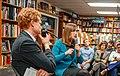 2018.03.20 Sarah McBride and Rep Joe Kennedy, Politics and Prose, Washington, DC USA 4116 (26073959577).jpg