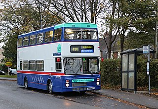 MCW Metrobus A two and three-axle double-decker bus