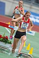 2018 DM Leichtathletik - 3000 Meter Hindernislauf Frauen - Johanna Flacke - by 2eight - DSC9108.jpg