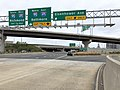 2019-10-06 14 24 22 View north along Virginia State Route 241 (Telegraph Road) at the exit for Eisenhower Avenue on the edge of Huntington and Rose Hill in Fairfax County, Virginia.jpg