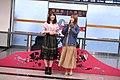 2019.06.26 AKB48 馬嘉伶、加藤玲奈「台灣重大活動發表會」抵達台灣@松山機場國際航廈 DSC 5279 (48130022413).jpg