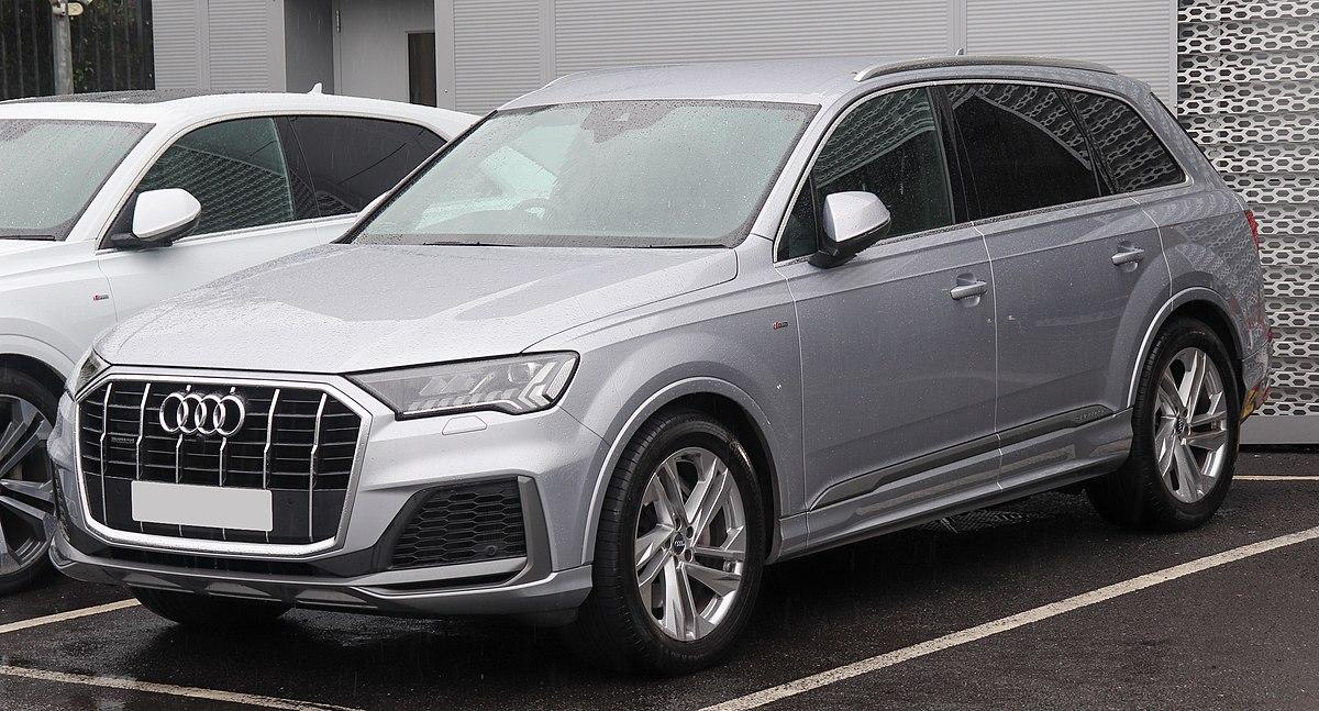 Audi Q7 Wikipedia A Enciclopedia Livre