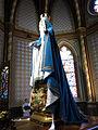 202 Santuari de la Misericòrdia (Canet de Mar), estàtua de la Mare de Déu.JPG