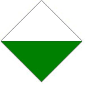 20th Battalion (Australia) - Image: 20th Battalion AIF Unit Colour Patch