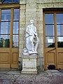 22. Гатчина. Большой дворец. Статуя Мир.jpg