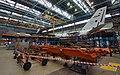 224th Flight Unit Antonov An-124 undergoing maintenance in Ulyanovsk.jpg