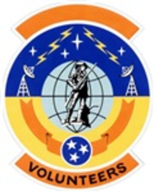 228th Combat Communications Squadron - 228th Combat Communications Squadron emblem