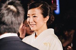 Kyōka Suzuki Japanese actress (born 1968)