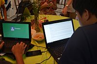 2nd Wikipedia Edit-a-thon in Pangasinan 30.JPG