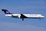 311bp - Montenegro Airlines Fokker 100, YU-AOM@ZRH,08.08.2004 - Flickr - Aero Icarus.jpg