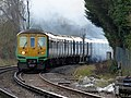 319220 approaches Pilgrims Way Footpath Crossing 2E28 low sighting time (16400269982).jpg