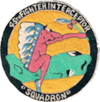 Emblem of the 45th FIS