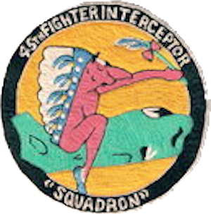 Sidi Slimane Air Base - Emblem of the 45th FIS