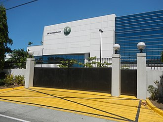 ON Semiconductor - Manufacturing facility in Carmona, Philippines