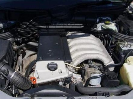Mercedes Benz Engines Wikivisually