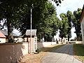 616192 pow krakowski gmina Wielka Wies Bialy Kosciol kosciol sw. Michala 19.JPG