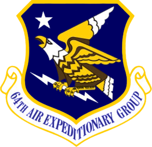 64th Air Expeditionary Group - Image: 64th Air Expeditionary Group