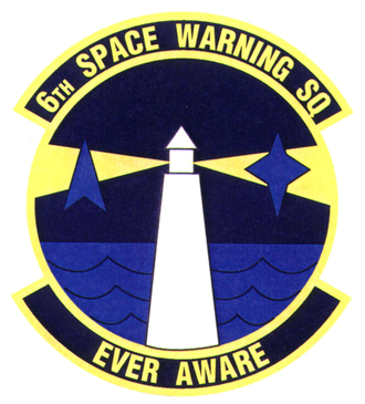 6th Space Warning Squadron - Image: 6th Space Warning Squadron