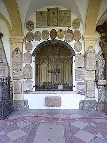 Kommunegruft St. Sebastian (Quelle: Wikimedia)