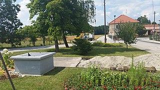 Velika Polana Settlement of Slovenia