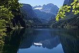 Hoher Dachstein vom Gosausee (Dachsteingebirge)