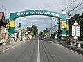 9575San Rafael welcome arch Tambubong bridge 09.jpg