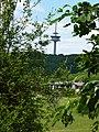 98 Meter hoher stillgelegter Fernmeldeturm - panoramio.jpg