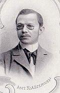Antonin Klášterský