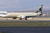 A6-AJI - E190 - Al Jaber Aviation