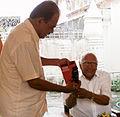 AADHAAR Bok Release V R Krishna Iyer Jijeesh P B.jpg