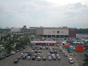 ÆON Bukit Indah Shopping Centre - Image: AEON Bukit Indah
