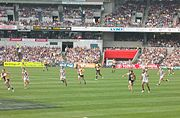 AFL WCE VS COLLINGWOOD