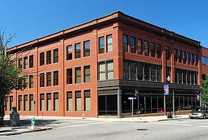 A. J. Borden Building - Image: AJ Borden Building