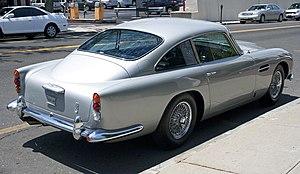 Aston Martin DB5 - Aston Martin DB5