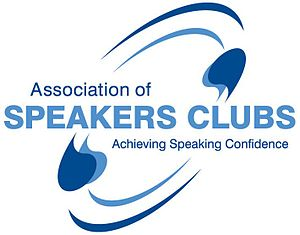 Association of Speakers Clubs - Image: ASC logo basic