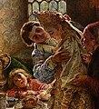 A Boyar Wedding Feast (Konstantin Makovsky, 1883) DYK crop.jpg