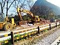 A Caterpillar Excavator 20150115 01.jpg